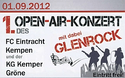 Plakat Open Air